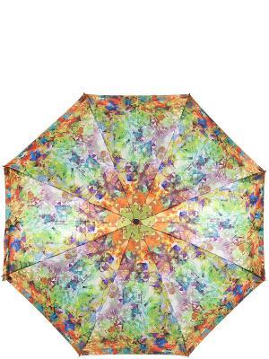 Зонт Eleganzza. Цвет: синий,светло-зеленый,фиолетовый,оранжевый