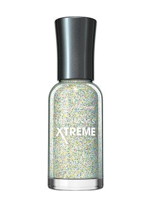Лак для ногтей Xtreme Wear disco ball, тон 180 09 SALLY HANSEN. Цвет: белый