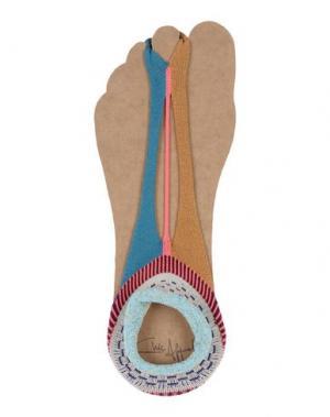Короткие носки CHIC APPEAL by DèPio. Цвет: пастельно-синий