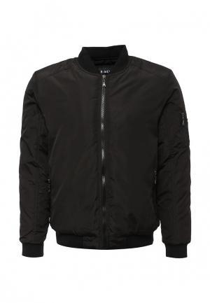 Куртка утепленная B.Men. Цвет: черный