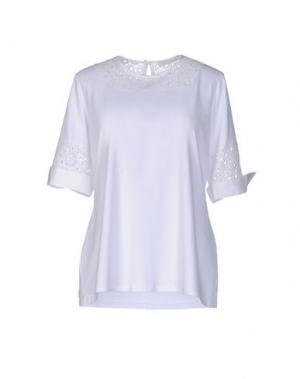 Блузка ANNE FONTAINE. Цвет: белый
