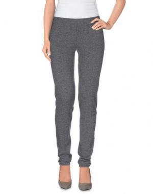 Повседневные брюки BRUNO MANETTI. Цвет: свинцово-серый
