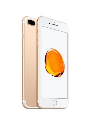 Смартфон iPhone 7 Plus 256GB Gold Apple. Цвет: золотистый