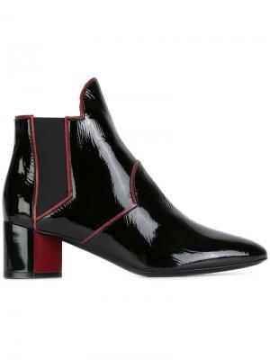 Ботинки на каблуке Pierre Hardy. Цвет: чёрный