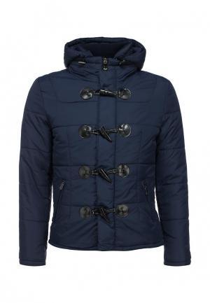 Куртка утепленная Mythic. Цвет: синий