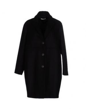 Пальто ANTONELLI. Цвет: черный