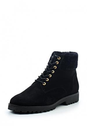 Ботинки Dune. Цвет: черный