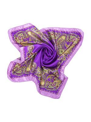 Платок женский Charmante. Цвет: фиолетовый