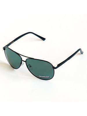 Солнцезащитные очки Selena. Цвет: серый, черный