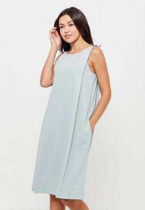 Платье Parole by Victoria Andreyanova. Цвет: зеленый