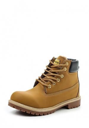 Ботинки Dream Feet. Цвет: коричневый