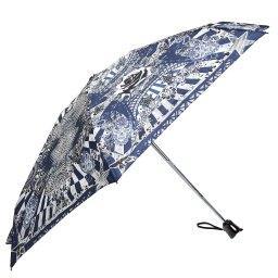 Зонт полуавтомат  1265 BIS темно-синий JEAN PAUL GAULTIER