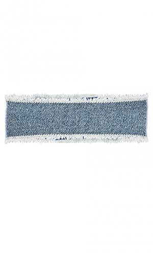 Джинсовый чокер joolz by Martha Calvo. Цвет: синий