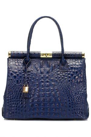 Сумка Lisa minardi. Цвет: blue