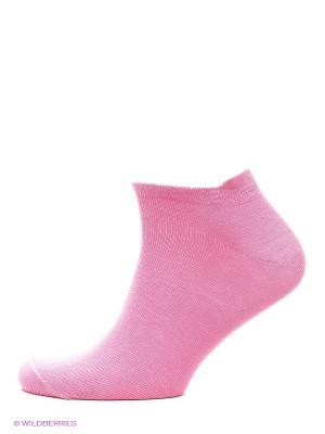 Носки, комплект 5 пар Alla Buone. Цвет: розовый