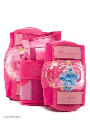 Комплект защиты Принцессы Disney. Цвет: бледно-розовый