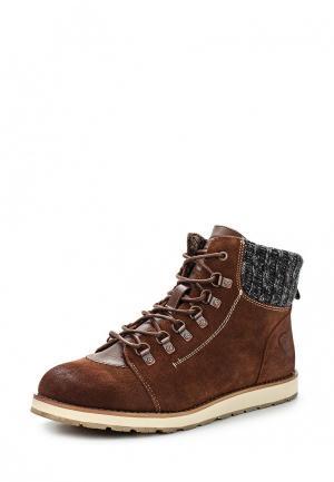 Ботинки Luhta. Цвет: коричневый