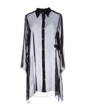 Pубашка FISICO. Цвет: черный