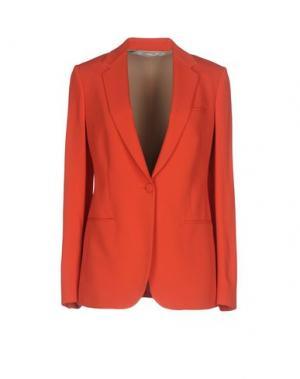 Пиджак AQUILANO-RIMONDI. Цвет: коралловый