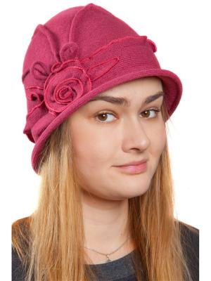 Шляпа женская Мона Three S. Цвет: лиловый