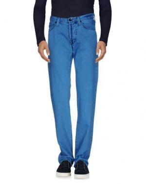 Джинсовые брюки ENERGIE. Цвет: пастельно-синий