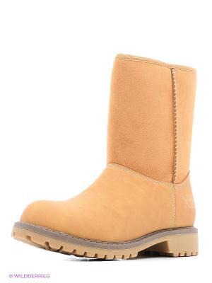 Ботинки XTI. Цвет: коричневый, светло-коричневый, бежевый