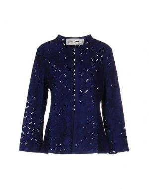 Пиджак CABAN ROMANTIC. Цвет: темно-синий