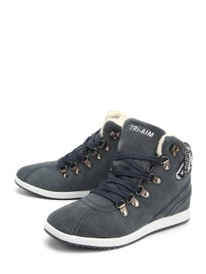 Кроссовки TRI-AIM. Цвет: серый