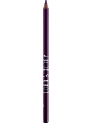 Стойкий карандаш для контура губ, оттенок 3034 Blush Lord&Berry. Цвет: лиловый