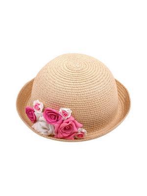 Шляпа Stilnyashka. Цвет: бежевый