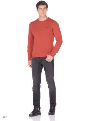 Джемпер S.OLIVER. Цвет: оранжевый, горчичный