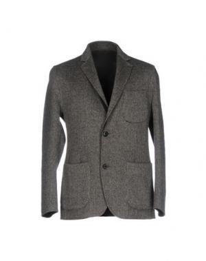 Пиджак U-NI-TY. Цвет: свинцово-серый