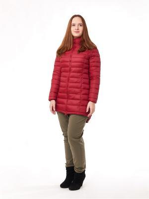 Куртка be...tween. Цвет: красный