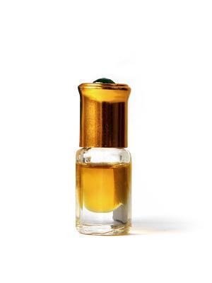Концентрированое парфюмерное масло Зейтун №5 Амбра, 2 мл рол-он. Цвет: коричневый, светло-коричневый