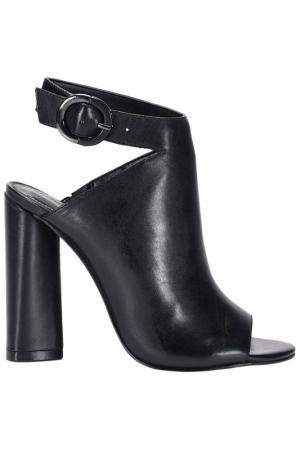High heels sandals KENDALL + KYLIE. Цвет: black
