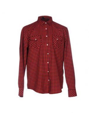 Pубашка IMB I'M BRIAN. Цвет: красный