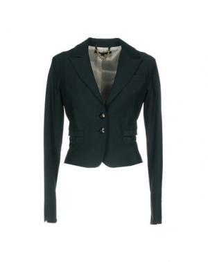 Пиджак CELYN B.. Цвет: темно-зеленый
