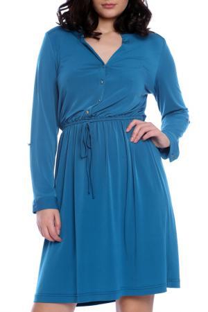 Dress Moda di Chiara. Цвет: blue