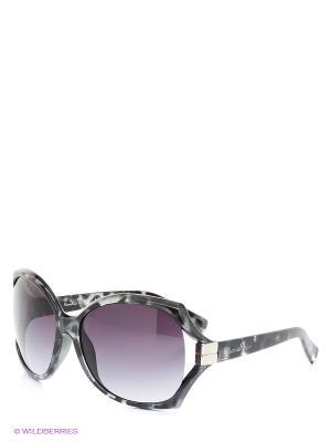 Солнцезащитные очки MS 01-243 33P Mario Rossi. Цвет: серый, черный