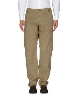 Повседневные брюки MURPHY & NYE. Цвет: хаки