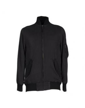 Куртка OBEY PROPAGANDA. Цвет: черный