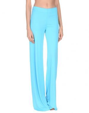 Пляжные брюки и шорты FISICO. Цвет: лазурный