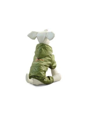 Костюм-дождевик TRIOL. Цвет: зеленый