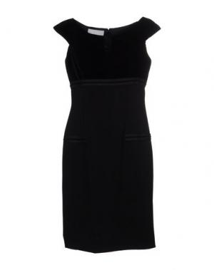 Короткое платье CAILAN'D. Цвет: черный