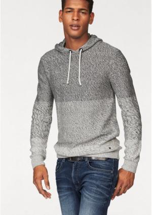 Пуловер BRUNO BANANI. Цвет: экрю меланжевый