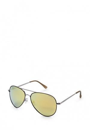 Очки солнцезащитные Polaroid. Цвет: серый