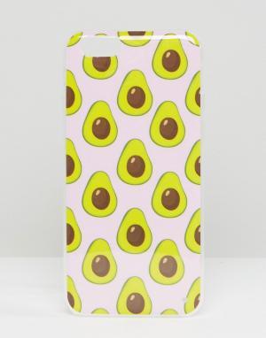 SIGNATURE Чехол для Iphone 6 от Avocado. Цвет: мульти