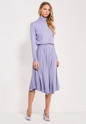 Платье Nastasia Sabio. Цвет: фиолетовый