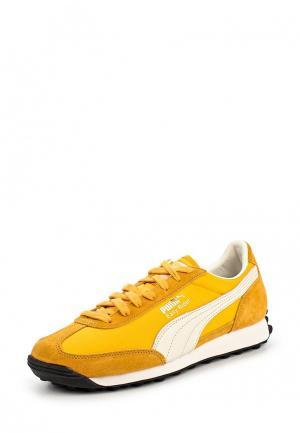 Кроссовки Puma. Цвет: оранжевый