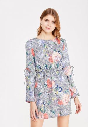 Платье Glamorous. Цвет: разноцветный